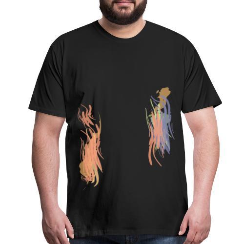 Color Brush - Men's Premium T-Shirt