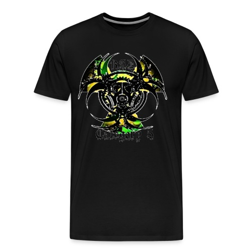 Green n Black logo - Men's Premium T-Shirt