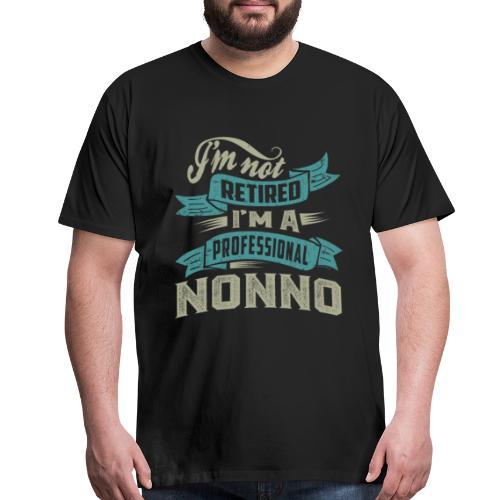 Professional Nonno - Men's Premium T-Shirt