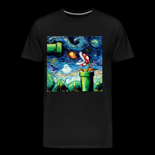 A Stroke Of Brilliance - Men's Premium T-Shirt