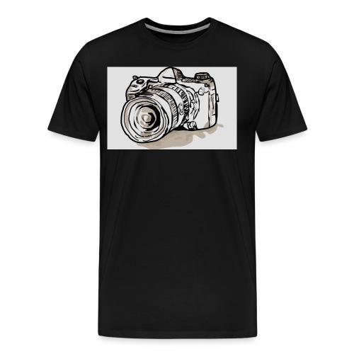 I VLOG Bro - Men's Premium T-Shirt
