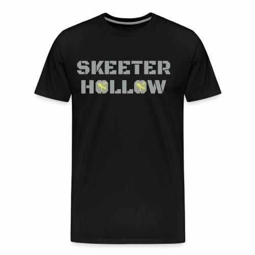 Skeeter Hollow honeybees - Men's Premium T-Shirt