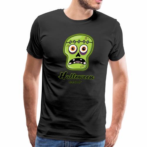 halloween-Zombie - Men's Premium T-Shirt
