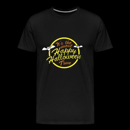 It's the most happy halloween time - Men's Premium T-Shirt