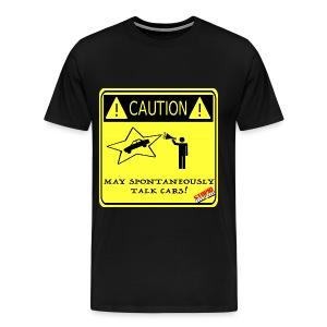 TALK_CARS - Men's Premium T-Shirt