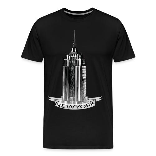 NEW YORK SHIRTS LIMITED - Men's Premium T-Shirt