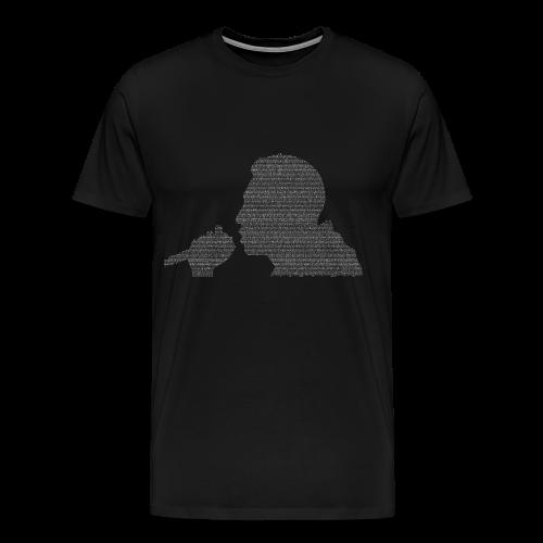 Yongguk AM 4:44 - Men's Premium T-Shirt
