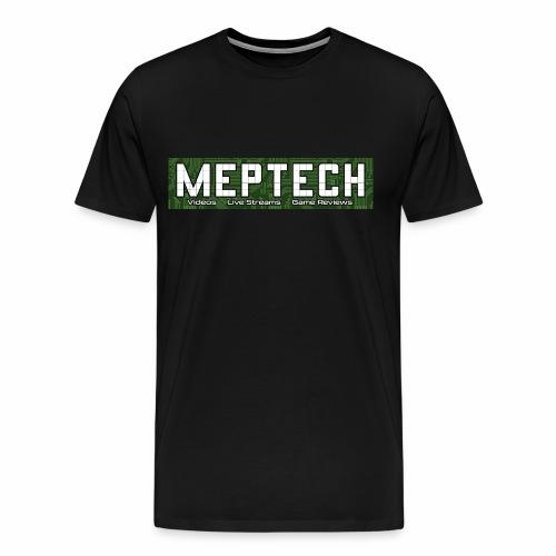 MepTech YTG Logo - Men's Premium T-Shirt
