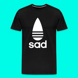 sad - Men's Premium T-Shirt