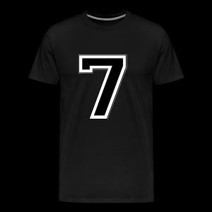 Started at 7 by Lil Kodak - Men's Premium T-Shirt