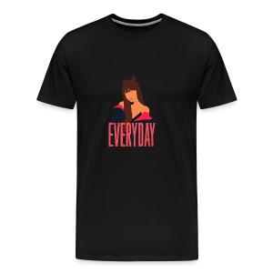 Ariana Grande - SingerBreak Free - Men's Premium T-Shirt