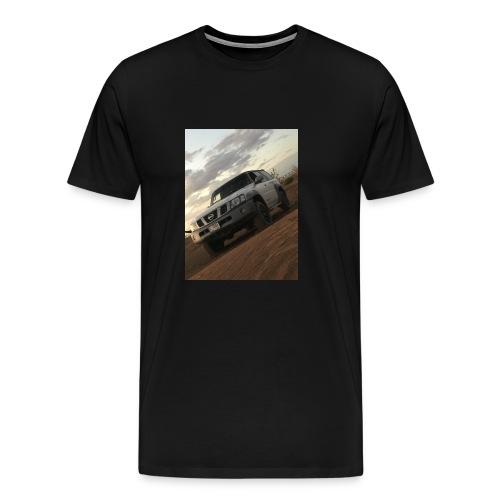 AEC68AD1 3310 4925 9ABE 593200C61C23 - Men's Premium T-Shirt