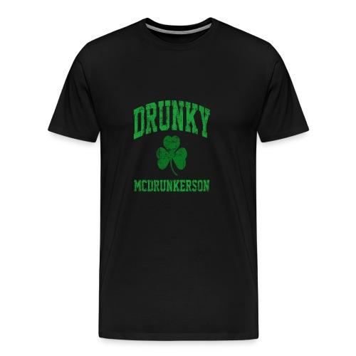 irish shirt - Men's Premium T-Shirt