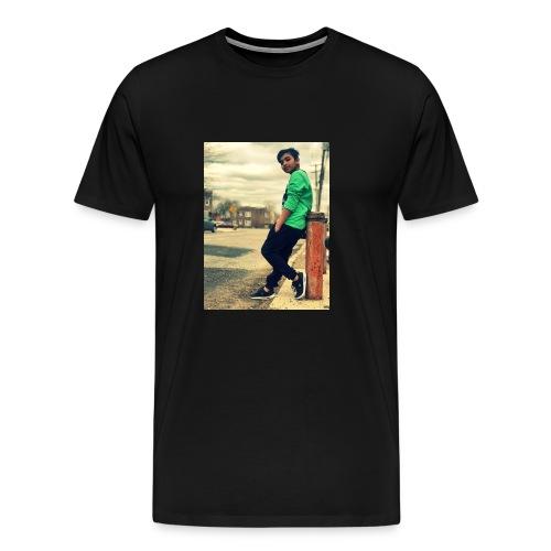 Malik Ahtisham - Men's Premium T-Shirt