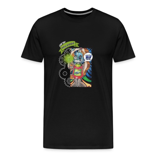 Meet Sam - Wazooz Style - Men's Premium T-Shirt