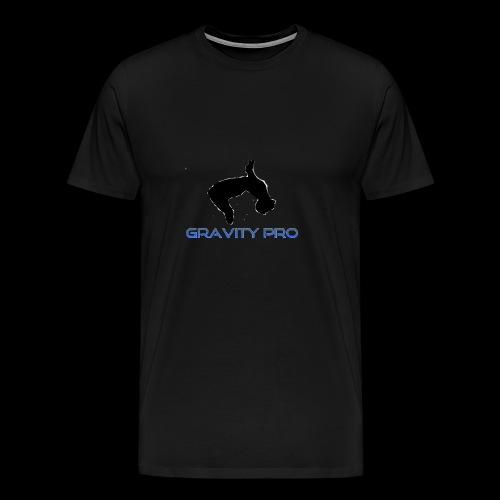 Gravity Pro - Men's Premium T-Shirt