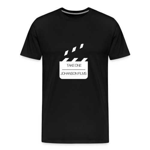 Johanson Films Tee - Men's Premium T-Shirt