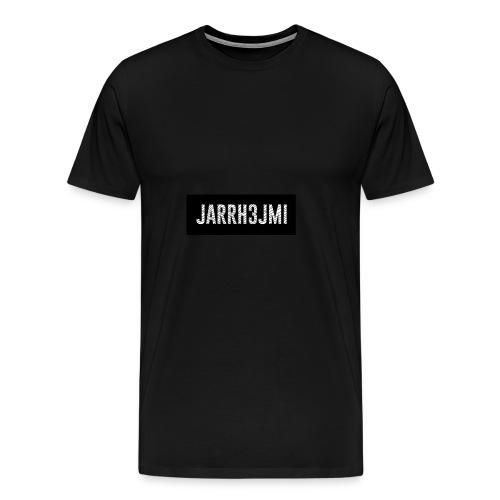 JARRH3JMI Name - For Merch - Men's Premium T-Shirt