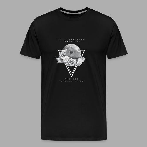 Masquerade - Men's Premium T-Shirt