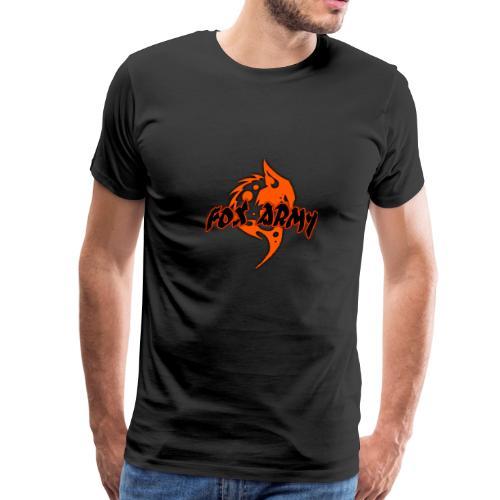 fox army - Men's Premium T-Shirt