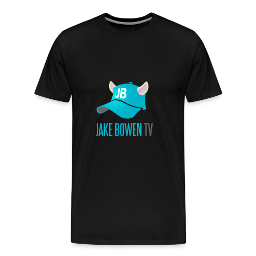 Jake Bowen TV Logo - Men's Premium T-Shirt