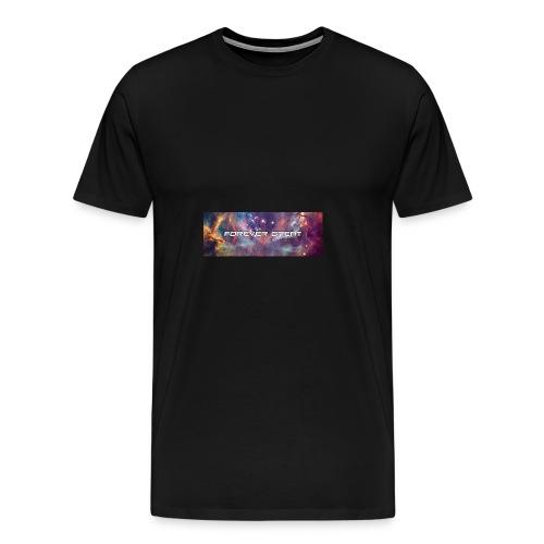 Forever Great galaxy - Men's Premium T-Shirt