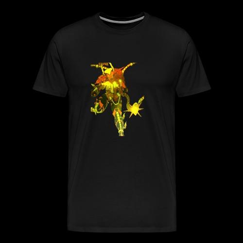Scargill of Death and Destruction.... - Men's Premium T-Shirt