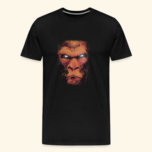 Monkey Business kahve - Men's Premium T-Shirt
