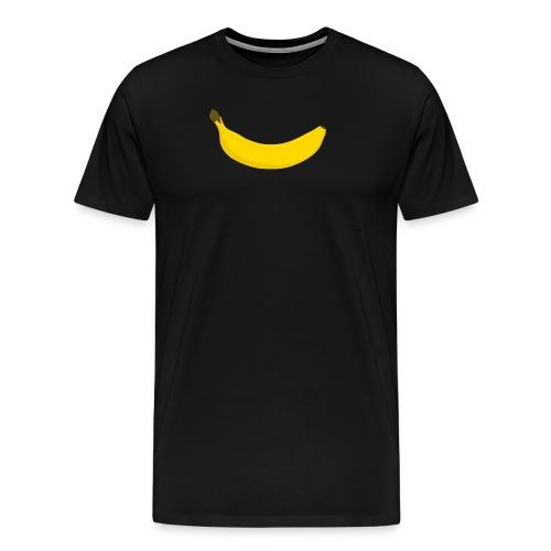 Simple Banana - Men's Premium T-Shirt