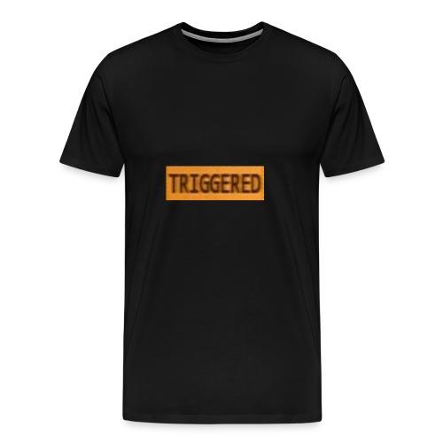 TRIGGERD - Men's Premium T-Shirt