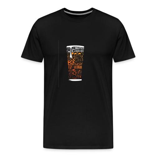 Beer Drunk - Men's Premium T-Shirt