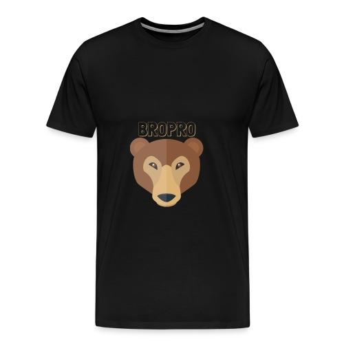 BROPRO - Men's Premium T-Shirt