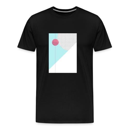 Retro Mars! - Men's Premium T-Shirt