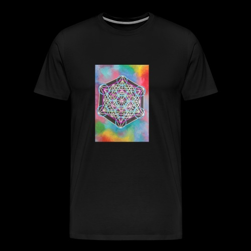 The Cube - Men's Premium T-Shirt