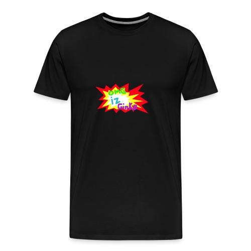 Official Ginko Logo - Men's Premium T-Shirt