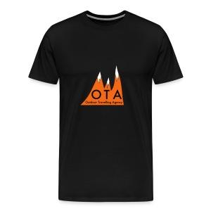 Logo OTA - T-shirt premium pour hommes