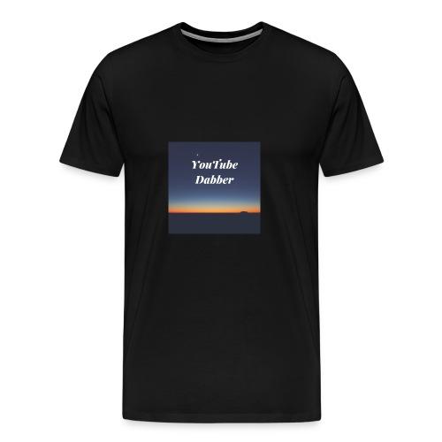 YouTube Dabber - Men's Premium T-Shirt