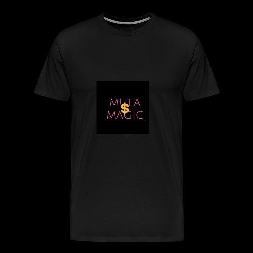 Mula magic graphics - Men's Premium T-Shirt