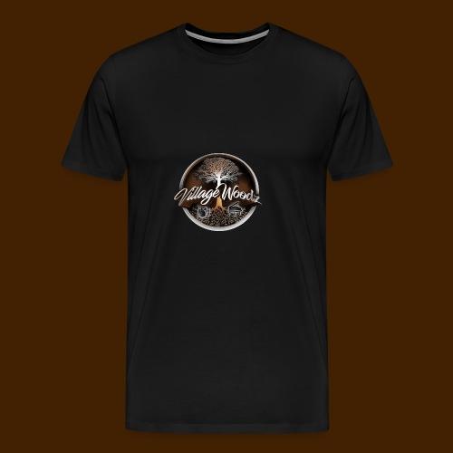 Village Woodz - Men's Premium T-Shirt