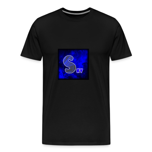 SkyFrost Logo - Men's Premium T-Shirt