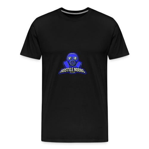 Hostile Noobs Merch - Men's Premium T-Shirt