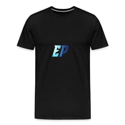 THE EMERALD PLAYS LOGO - Men's Premium T-Shirt