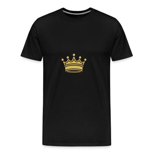 Feeling Like King. - Men's Premium T-Shirt