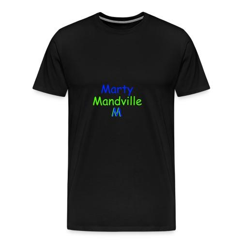 Marty Mandville - Men's Premium T-Shirt