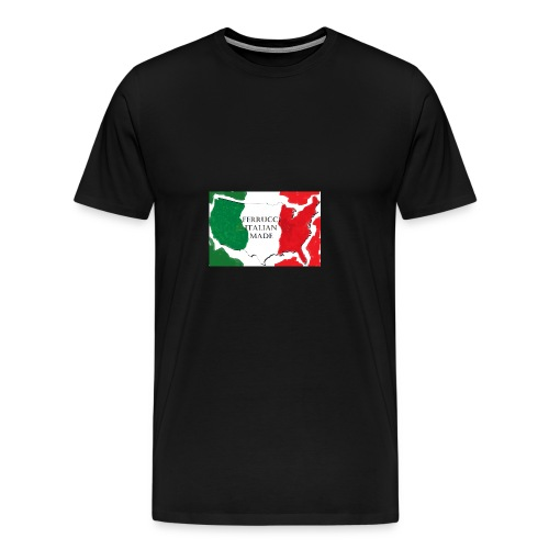 ferrucci italy - Men's Premium T-Shirt