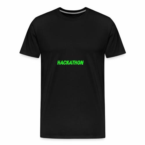 Hackaton - Men's Premium T-Shirt