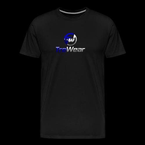 TRE Wear Logo - Men's Premium T-Shirt