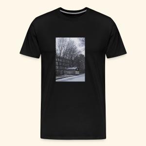 Snowy - Men's Premium T-Shirt