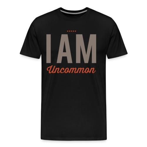 I Am Uncommon - Men's Premium T-Shirt