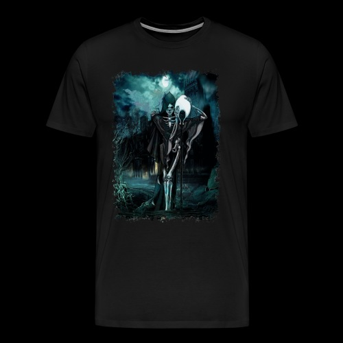 Halloween No-Life King - Men's Premium T-Shirt